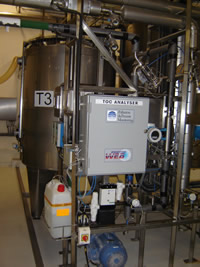 Boiler condensate applications