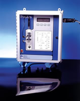 PPM Proam ammonia analyser