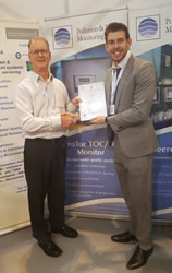 PPM receives coveted MCERTS award for Protoc 300 TOC analyser