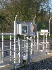 Welsh Water use PPM waste water monitors to control treatment