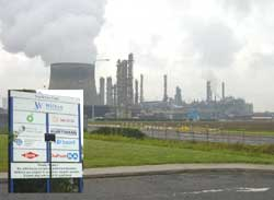 SembCorp, Wilton International Site, Teeside UK