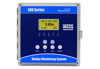 Wess Global ENV100 sludge blanket level detector with ultrasonic measurement from PPM
